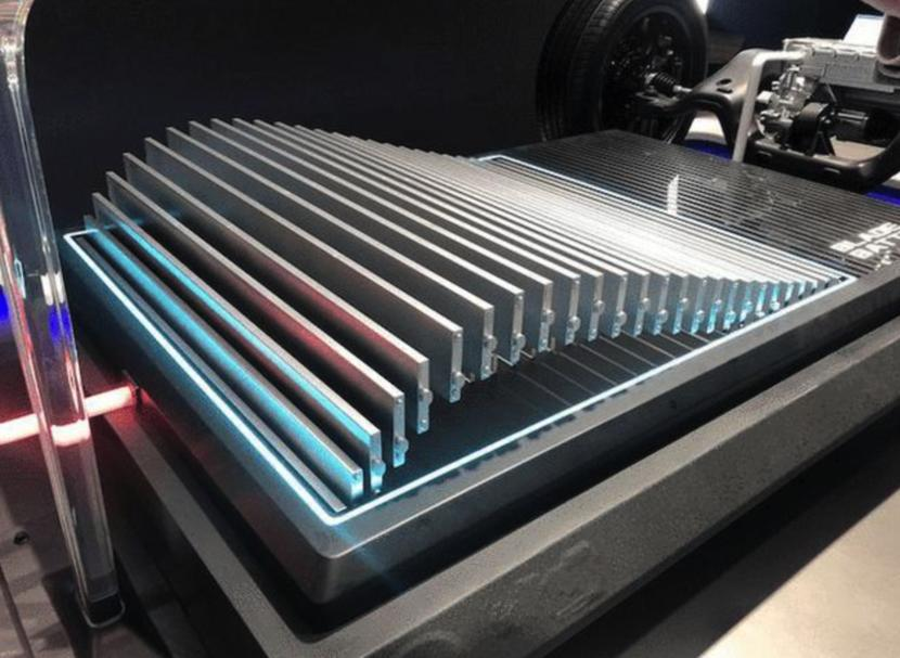 刀片电池系统的电池管理系统设计